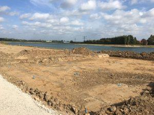 Maatvoering nieuwbouw villa te Lent 2