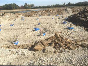 Maatvoering nieuwbouw villa te Lent 3