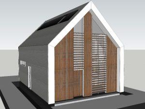 Nieuwbouw ecologische woning 2
