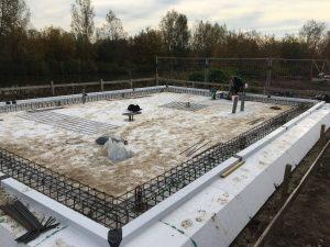 Nieuwbouw ecologische woning
